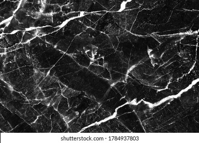 white patterned of black marble texture or background for interior or product design