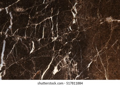 white patterned structure of dark brown marble texture for interior design, abstract natural background