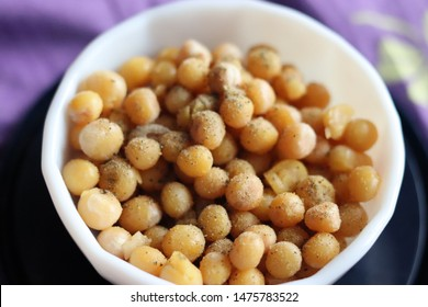 white peas sundal healthy evening snack