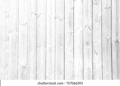 white pine wood plank texture background. White wooden wall.
