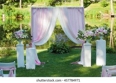 Flower Stand Wedding Images, Stock Photos & Vectors | Shutterstock