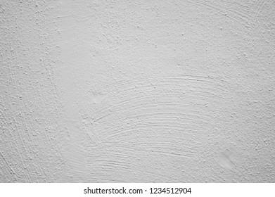 white plaster background
