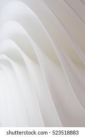 white plastic background/white plastic texture