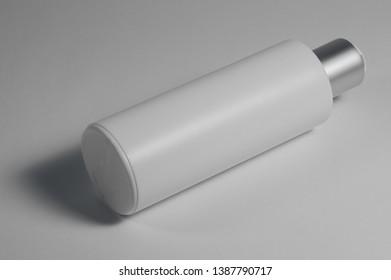 white plastic pump spray for perfumes