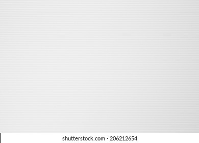 White plastic texture or background