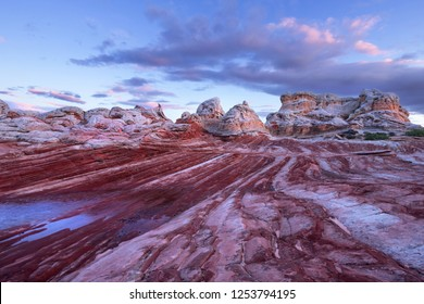 White Pocket at Sunrise, Vermilion Cliffs National Monument
