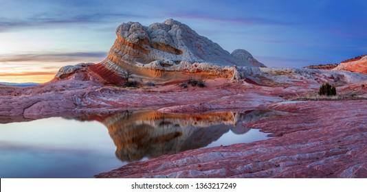 White Pocket in Vermillion Cliffs