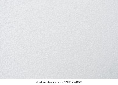 White polystyrene foam, Styrofoam texture background