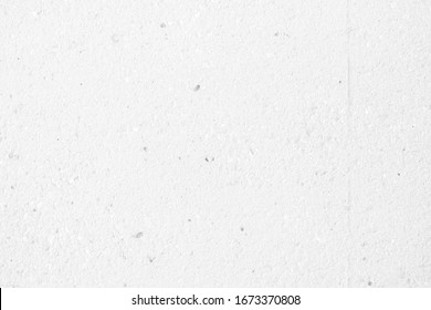 White Raw Concrete Wall Texture Background, Suitable for Backdrop and Mockup.