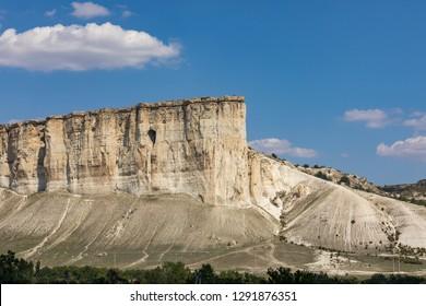 White rock, Crimea