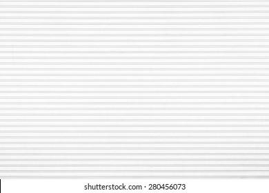 White roller shutter door background