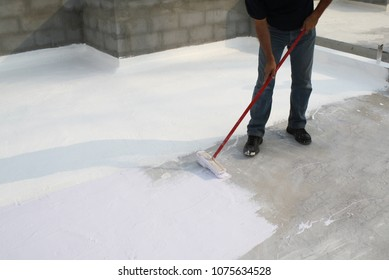 White Roof Coating