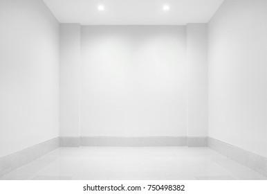 白い部屋の画像