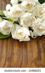 White roses Image of Resort Spa