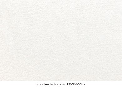 White rough paper texture.