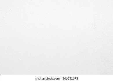White rough texture of cement wall background