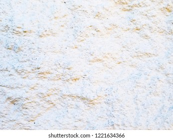 White rugous wall background and texture
