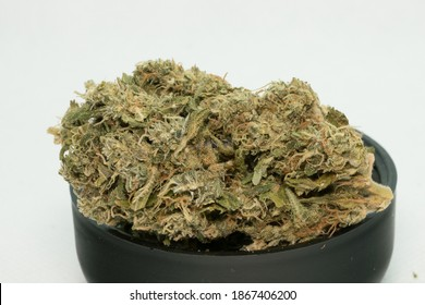 White Russian Strain of Canadian Craft Cannabis