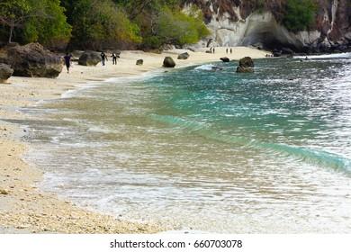 White Sand Beach, Alor Island