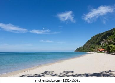 White Sand Beach on Koh Chang island