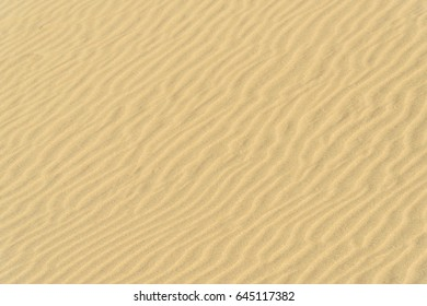 White Sand dunes background texture