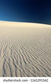 White Sand Dunes National Monument, New Mexico, USA
