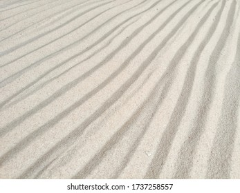 White sands beach pattern Japanese style beautiful for background and Idea design