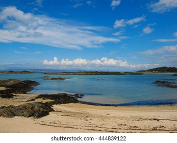 The White Sands of Morar - Scotland, Between Arisaig and Mallaig