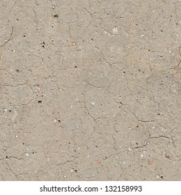 White Sandstone Surface. Seamless Tileable Texture.