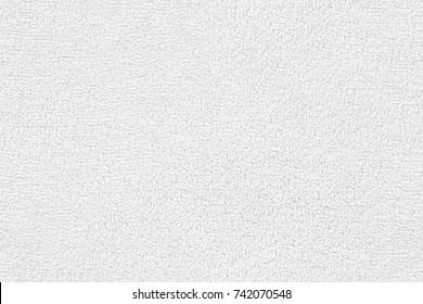 white seamless terry cloth texture
