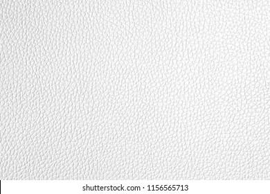 White shining leather texture background