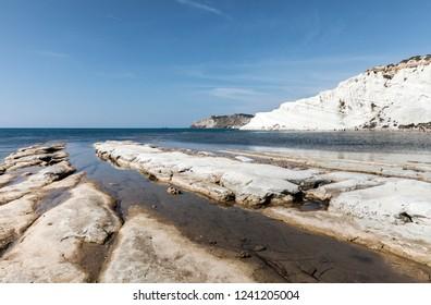 White Sicilian landmark