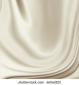 White smooth fabric backdrop