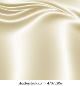 White smooth fabric texture
