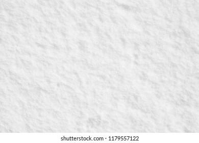 A white snow background.