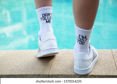 Sneakers Socks Images, Stock Photos