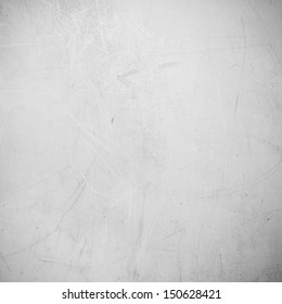 White Soft Plastic Surface Texture