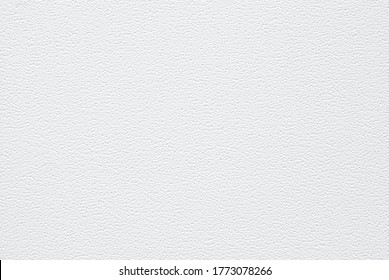 White soft porous embossed texture as background