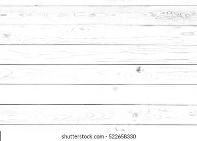 White soft wood surface as background