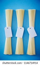 White somen noodle