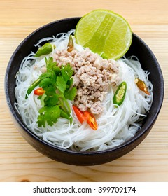 White spicy noodle,  Spicy sweet and sour testy