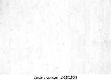 White Stains on Concrete Wall Texture Background.