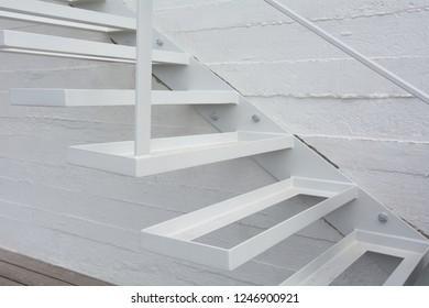 white staircase – risk management