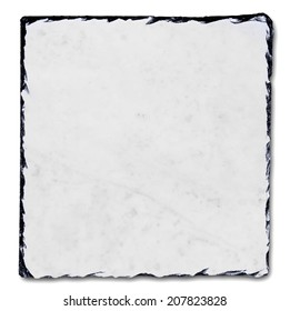 white stone background with copy space
