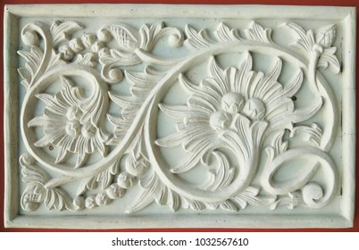 White stone carving, Stone carving craft