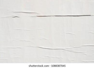 white street poster effect