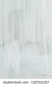 White strokes background