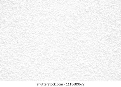 White Stucco Texture Background, Suitable for Presentation, Backdrop and Web Templates with Space for Text.
