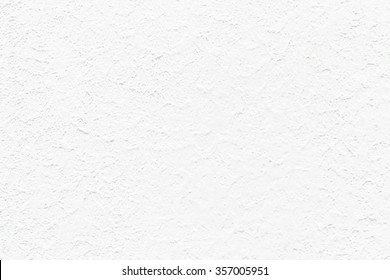 White stucco wall texture background
