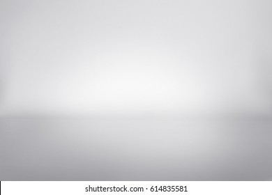 White studio space. Template and background